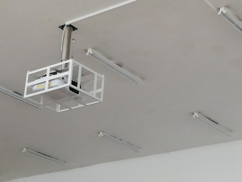 epson projector instalation