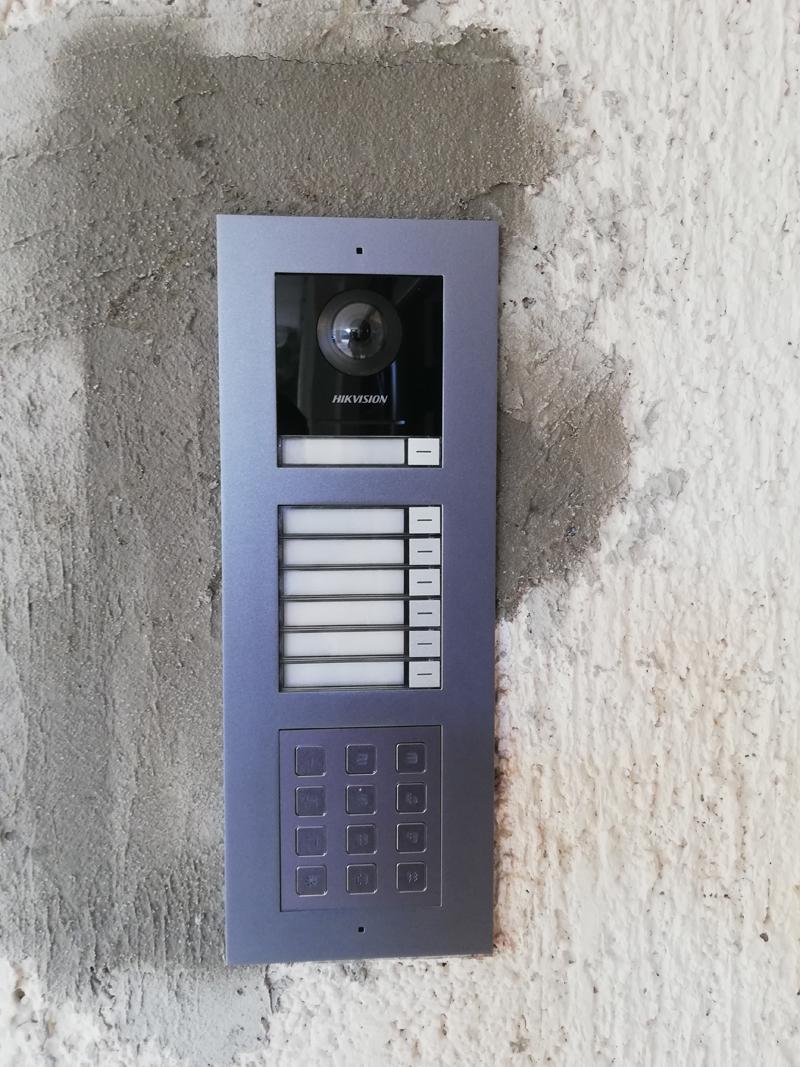 ip video door & access hikvision